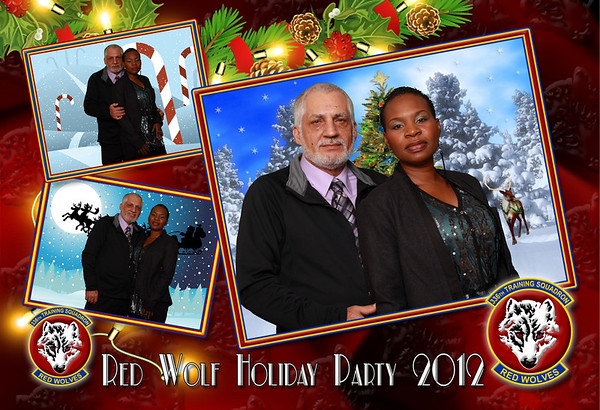 336TRS Holiday Party 2012