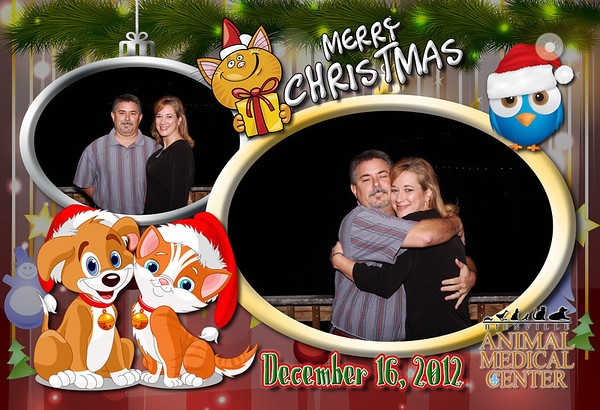 Bienville Animal Medical Center Christmas Party 2012