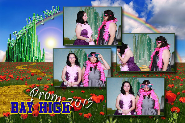 Bay High Prom 2013