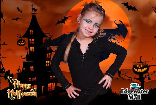 Edgewater Mall Halloween 2014