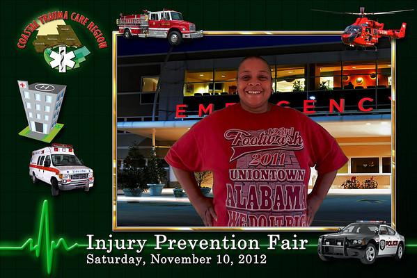 Injury Prevention Fair