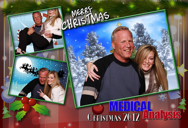 Medical Analysis 2012 Christmas Party