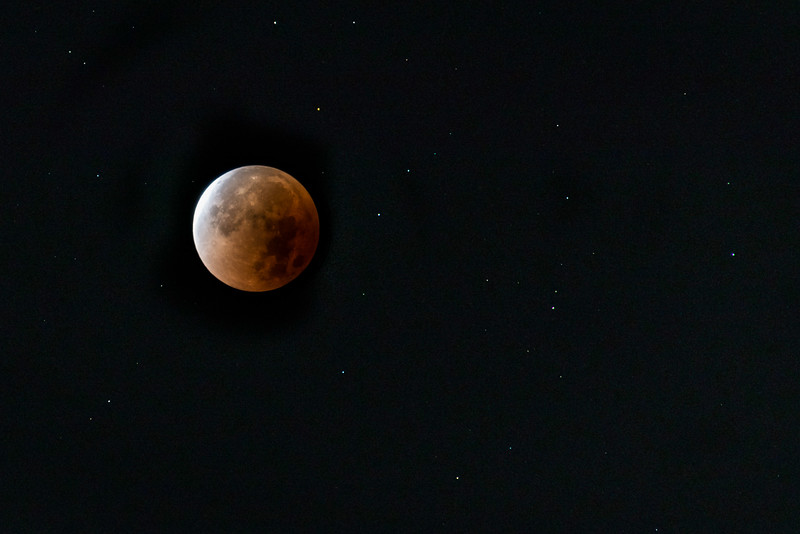Blood Super Blue Moon Eclipse