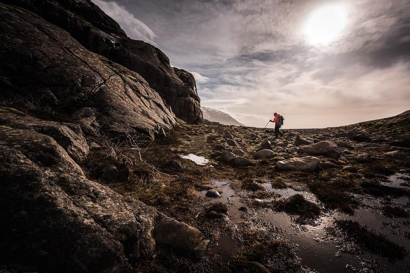 Hoffellsjökull Terrain