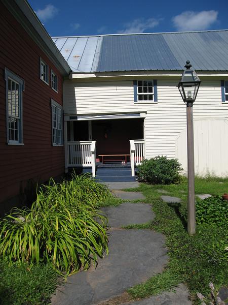 16 Walkway to Main Entrance