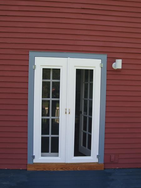 47 Deck Door
