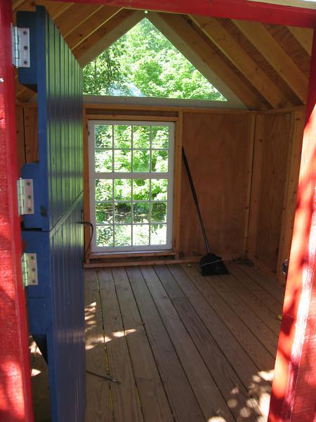 55 Interior Treehouse