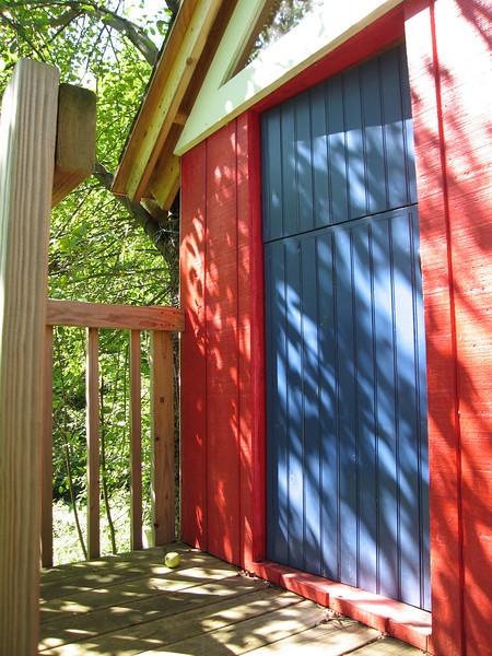 54 Treehouse Door