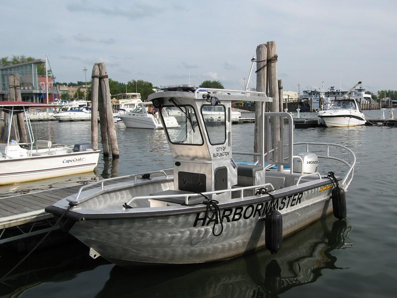 31 Harbormaster