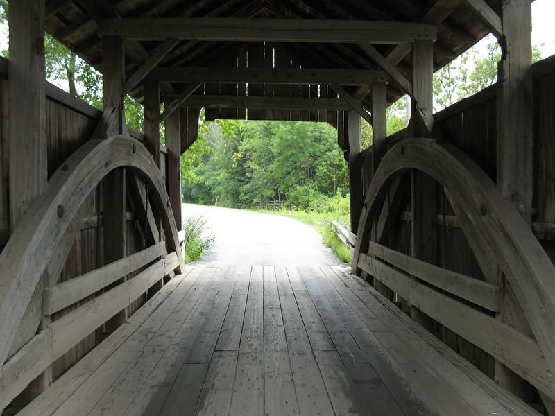 50 Bridge Interior Looking North