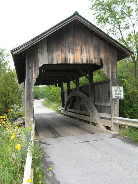 45 Bridge Looking South
