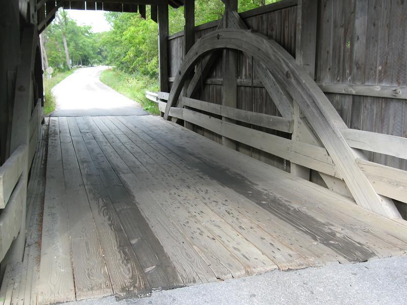 50 Bridge Interior Looking South