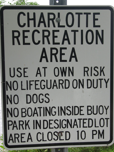 99 Charlotte Recreation Area