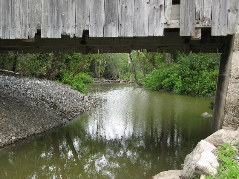 44 Bridge and Holmes Creek