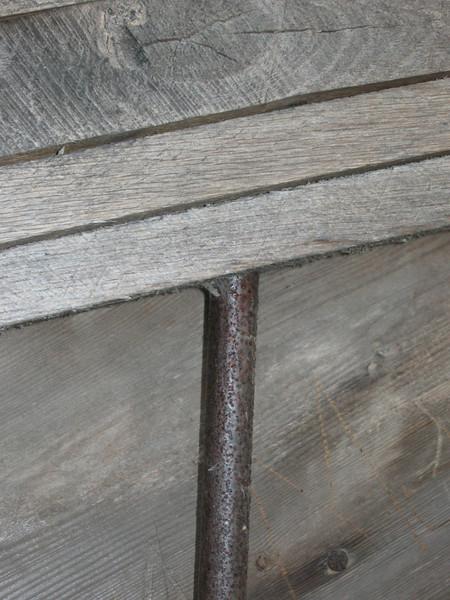 53 Wood Detail I