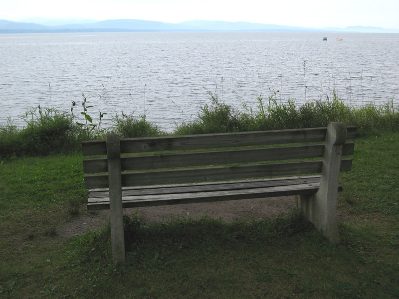 60 Bench and View West