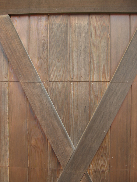 42 Barn Door Detail III