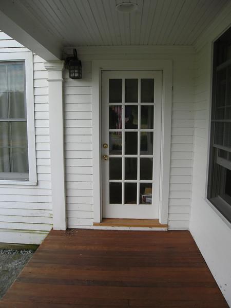 25 MS Porch Door