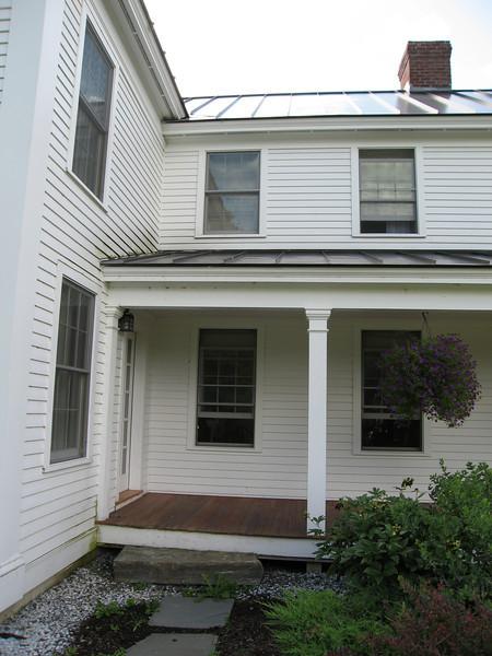 27 Porch Door Looking West