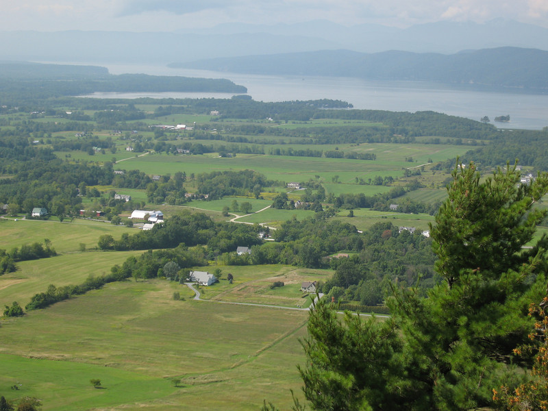 02 Looking West from Mount Philo