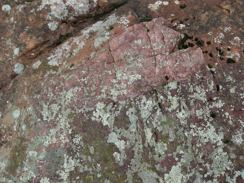 20 Rock Detail