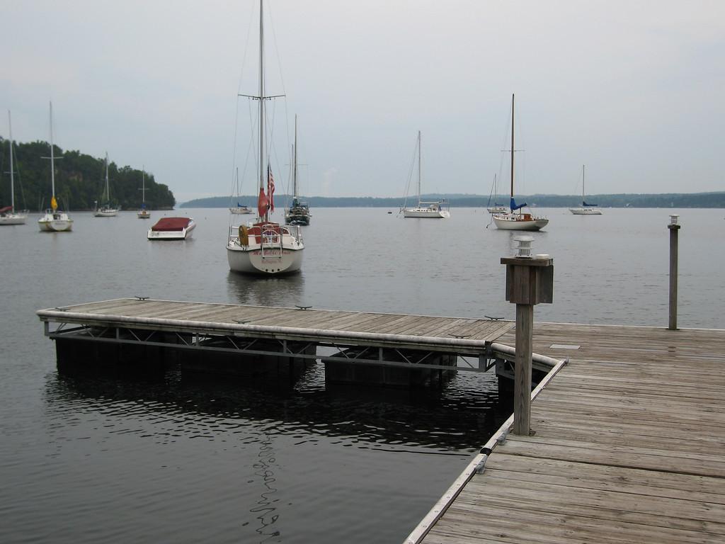 46 Dock Detail Looking North