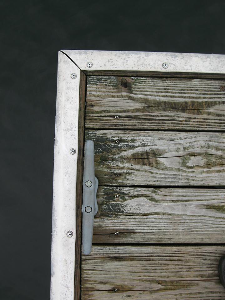 50 Dock Corner Detail