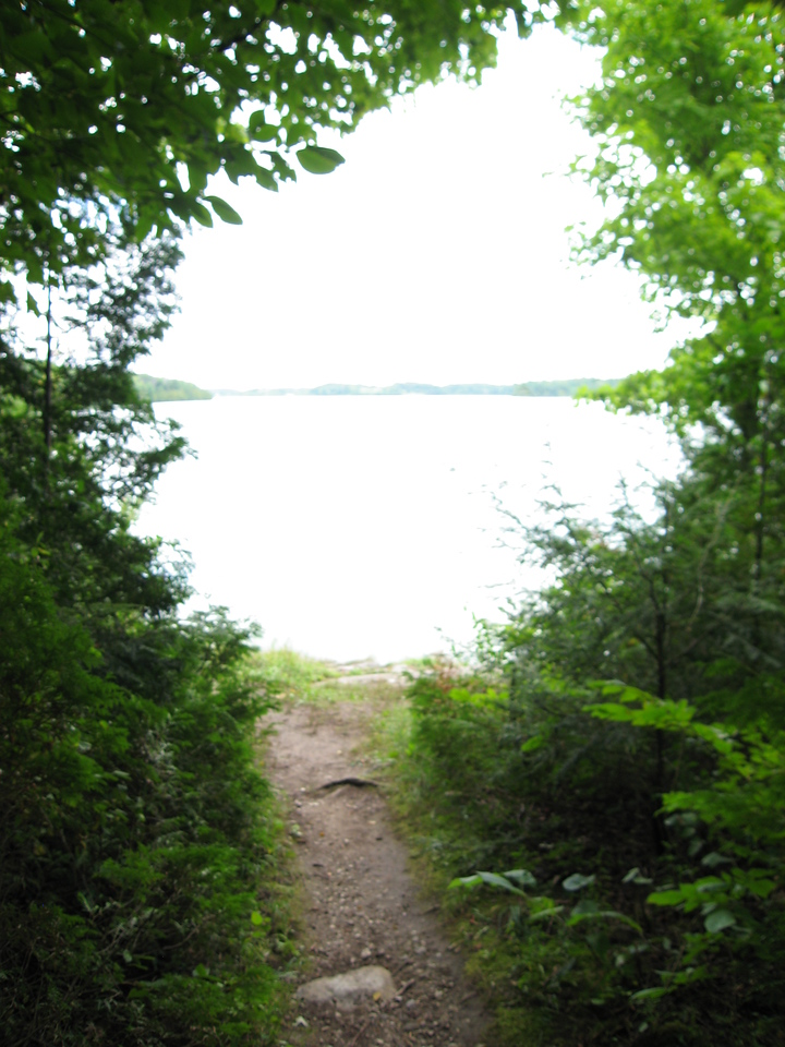 30 Trail to Fishing Lookout