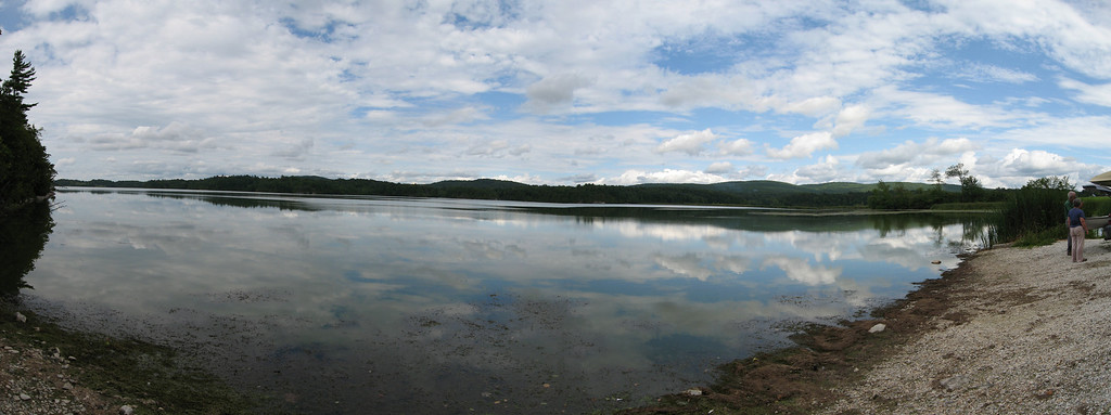 06 Pan East from Boat Launch