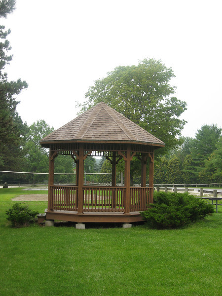 60 Gazebo Looking North