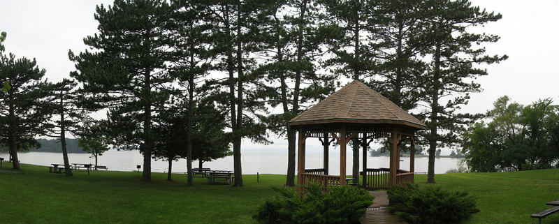 59 Pan Northwest with Gazebo