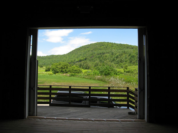 VYCC West Monitor Barn