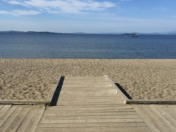 North Beach - Burlington