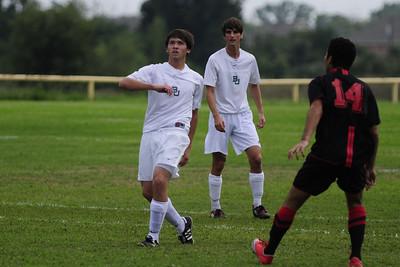 BU Soccer 2010