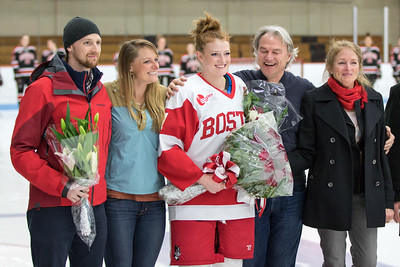 BU Senior Night Presentation 2016
