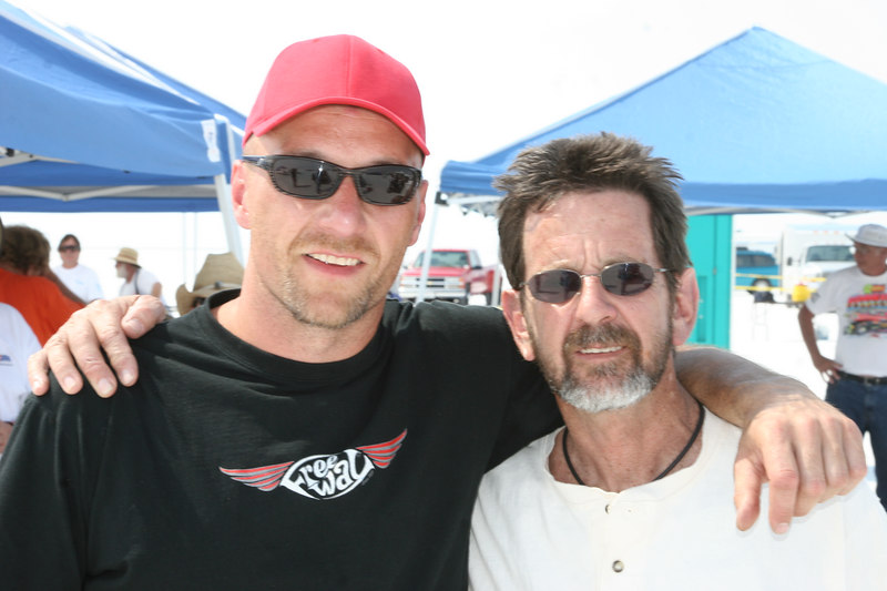 Roger Goldhammer and Glenn Priddle