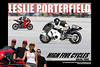 Leslie Porterfield. 2008 AMA Female Athlete of the Year.