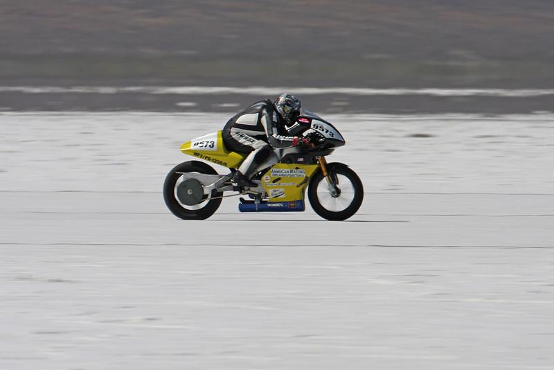 Team Ammo-Can - Pete Strunk - Casselberry, Fl 2007 Buell XBRR