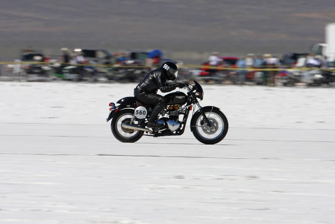 Joseph Lowther - Paucatuck, ST 2008 Triumph Bonneville