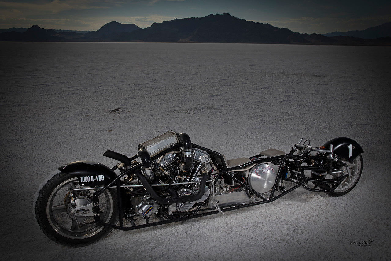 2016 Bonneville Motorcycle Speed Trials
