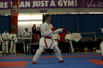 BUCS Sheffield - Karate