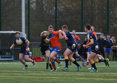 MMU Rugby - 30th November 2016 Rugby league 2016-17 by Molly Darlington