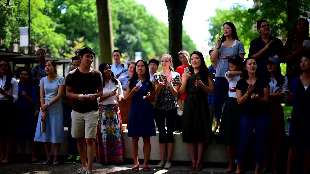 Singing at MIT