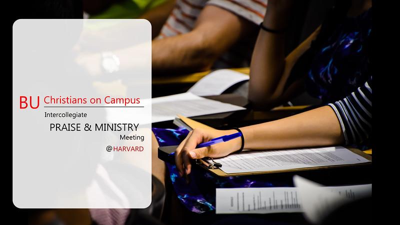 Harvard Intercollegiate Meeting Video Cover 2 3