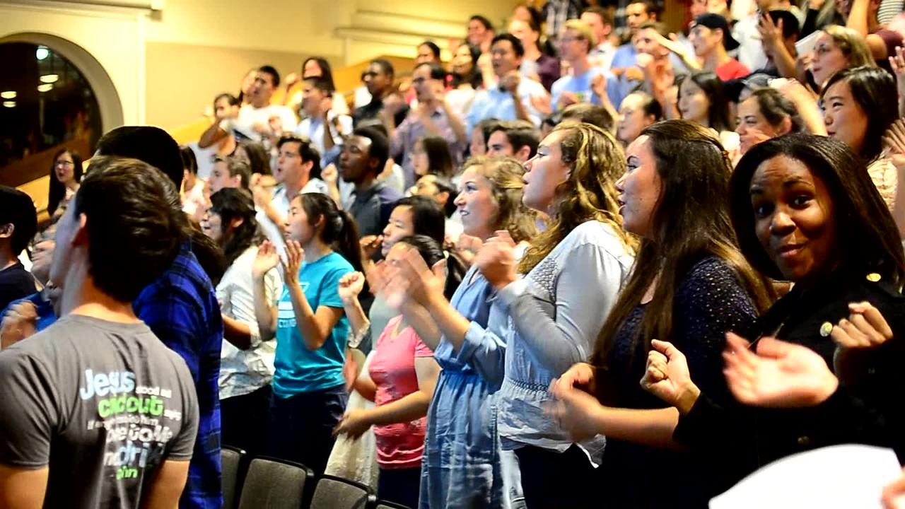 Harvard Intercollegiate Meeting (2015) - The Vision of God's Building