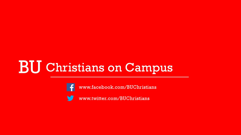 Video Cover Christians on Campus Twitter