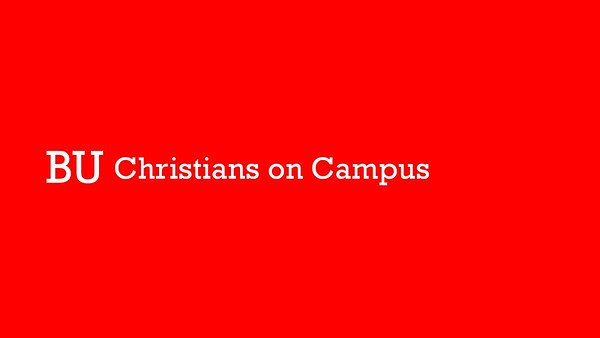 Video Cover BU Christians on Campus