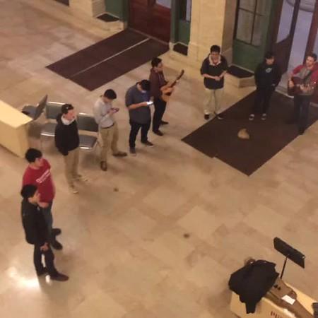 MIT Singing