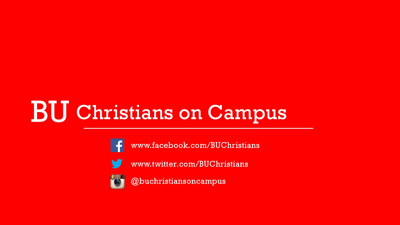 Video Cover Christians on Campus Instagram