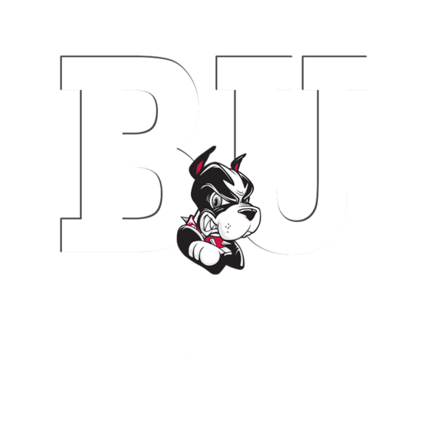 Boston University Christians on Campus Icon White